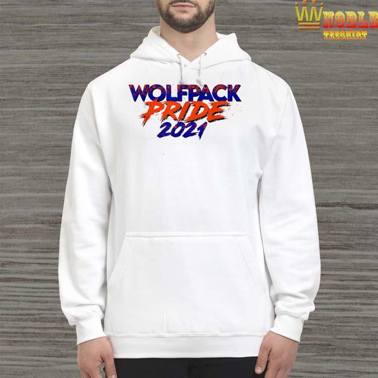 Wolfpack pride Shirt Hoodie