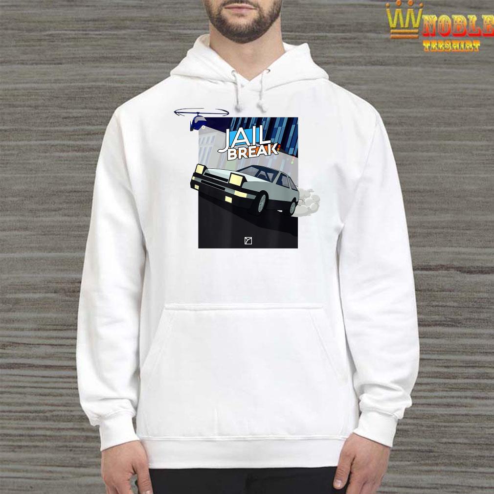 Jailbreak Spotlight Shirt Hoodie