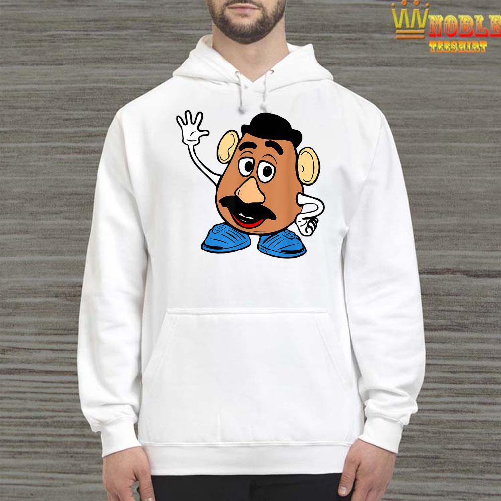 Mr Gaming Potato Game Head Boys Girls Kids Art Shirt Hoodie