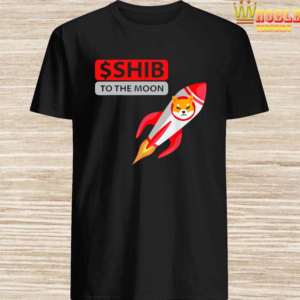 $shib To The Moon Shirt