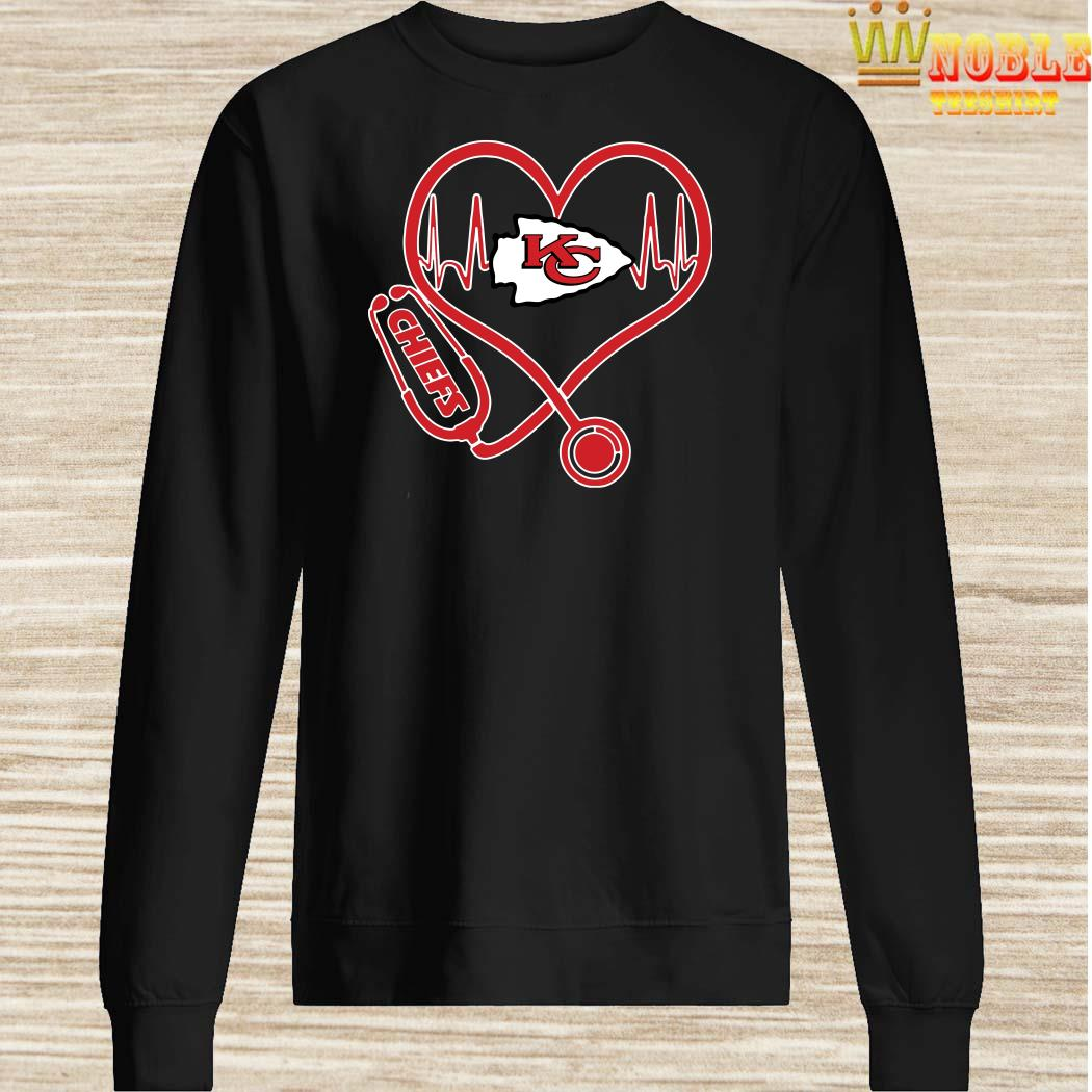 Heartbeat Nurse love Kansas City Royals shirt, hoodie, sweater