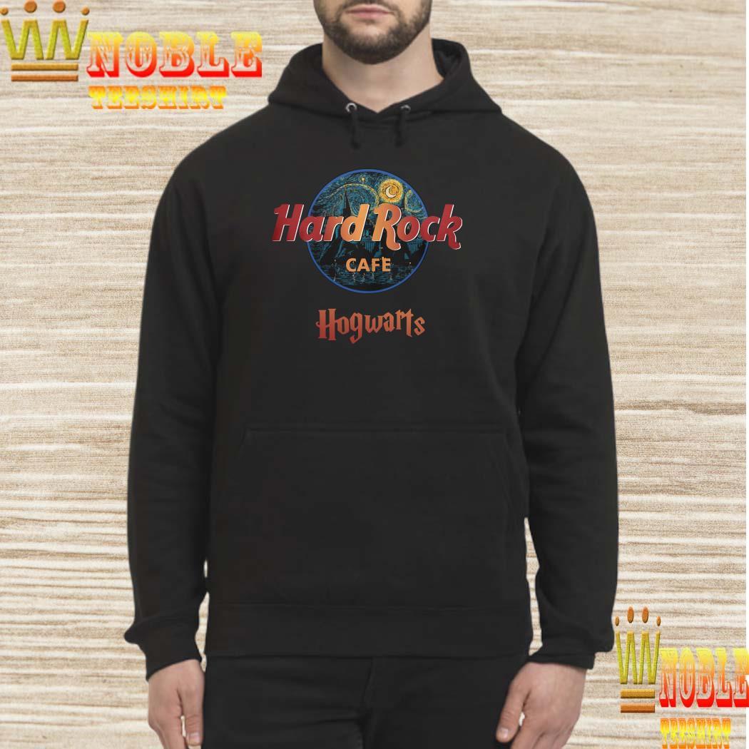 Hard Rock cafe Hogwart hoodie