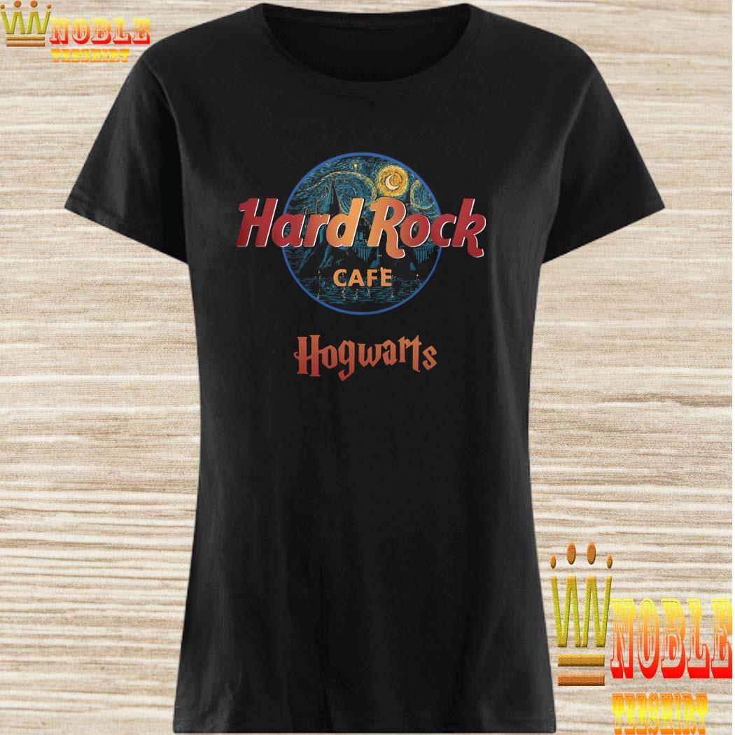 Hard Rock cafe Hogwart ladies shirt