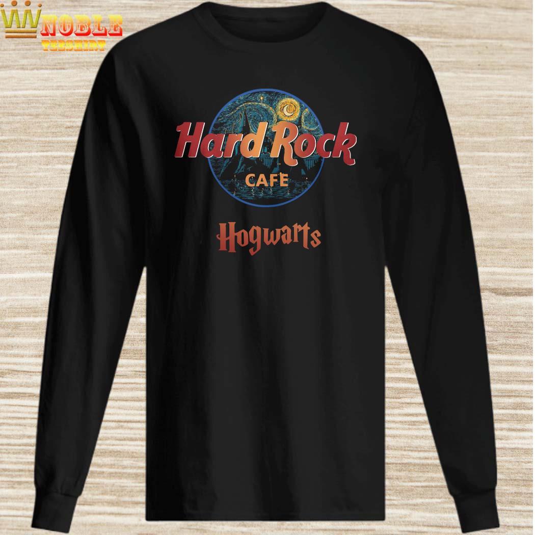 Hard Rock cafe Hogwart long sleeved