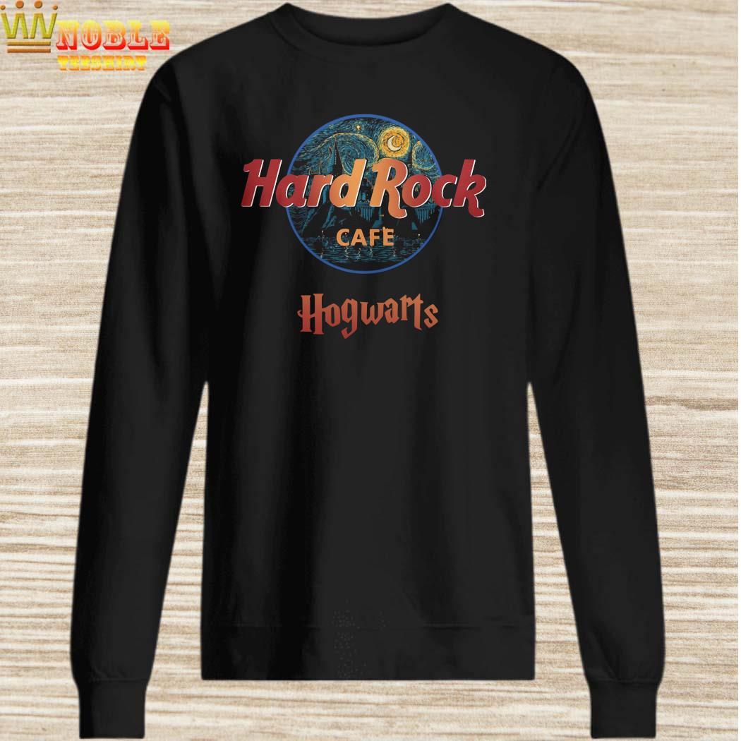 Hard Rock cafe Hogwart sweater