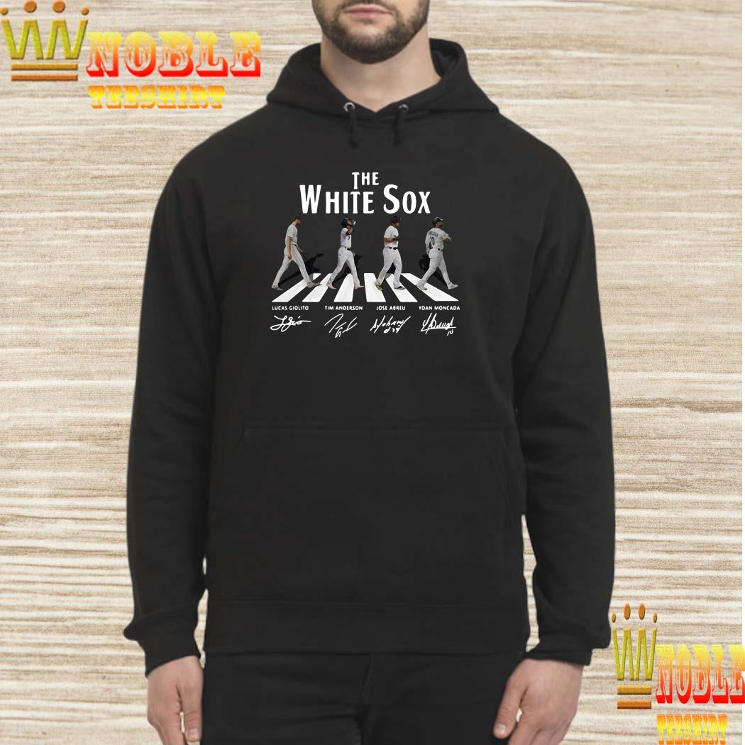 Abbey Road The White Sox signature hoodie