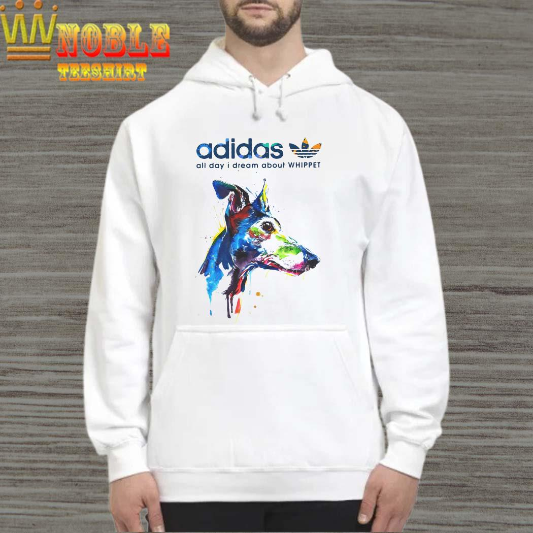 Adidas all day I dream about Whippet hoodie