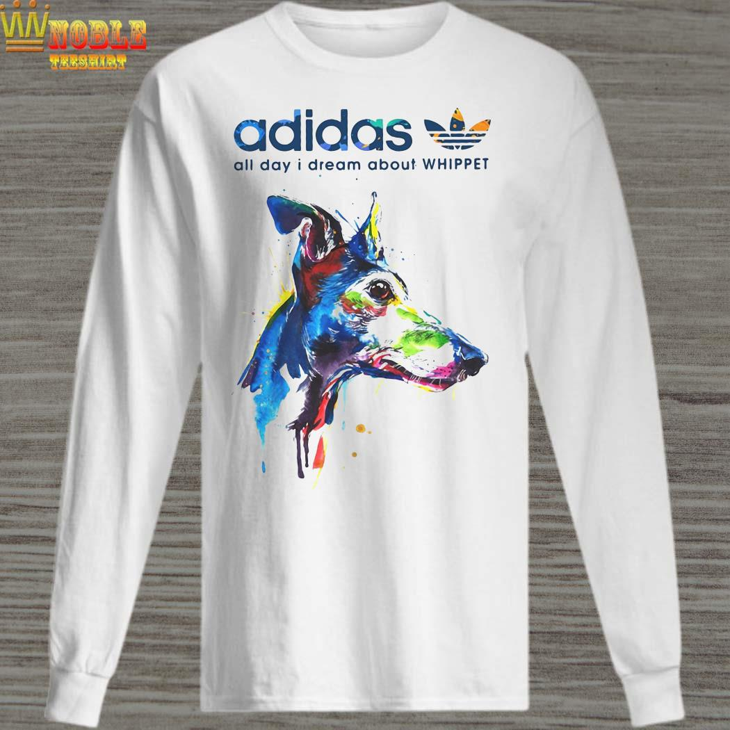 Adidas all day I dream about Whippet long sleeved
