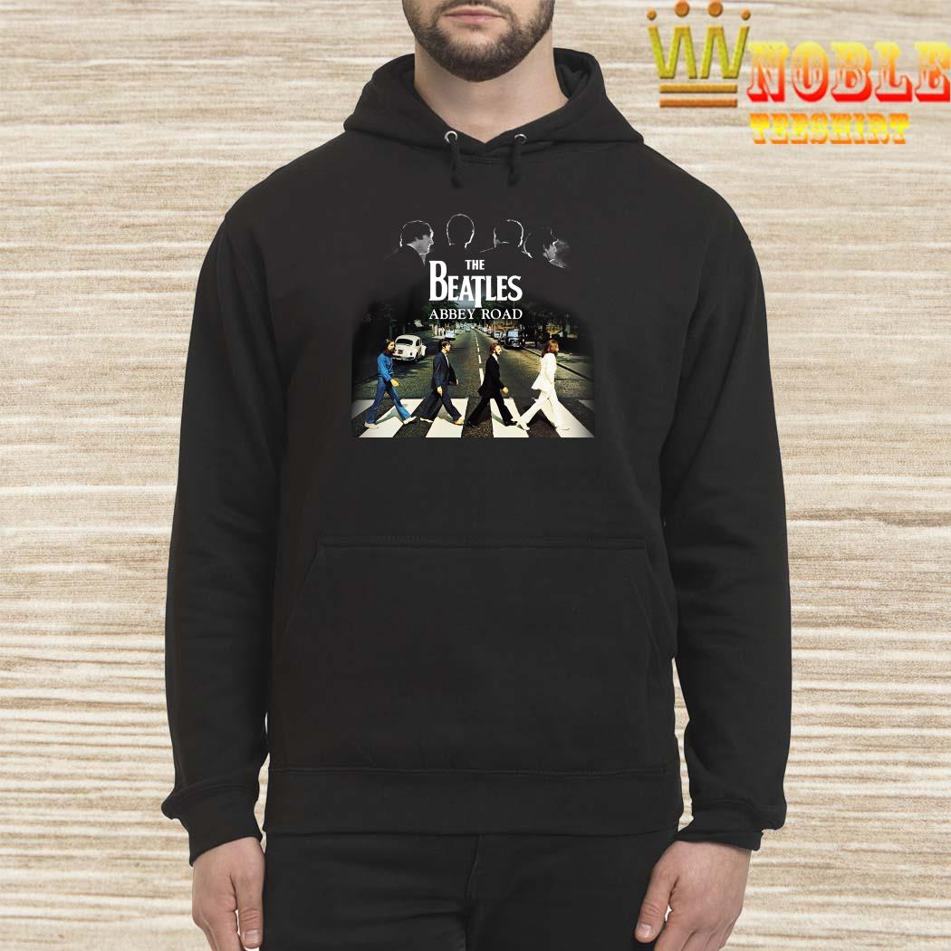The Beatles abbey road hoodie