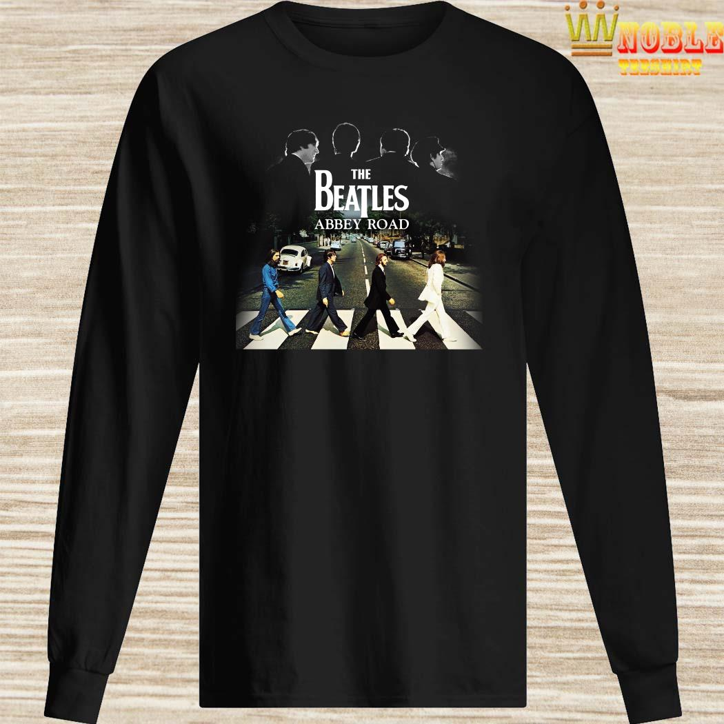 The Beatles abbey road long sleeved