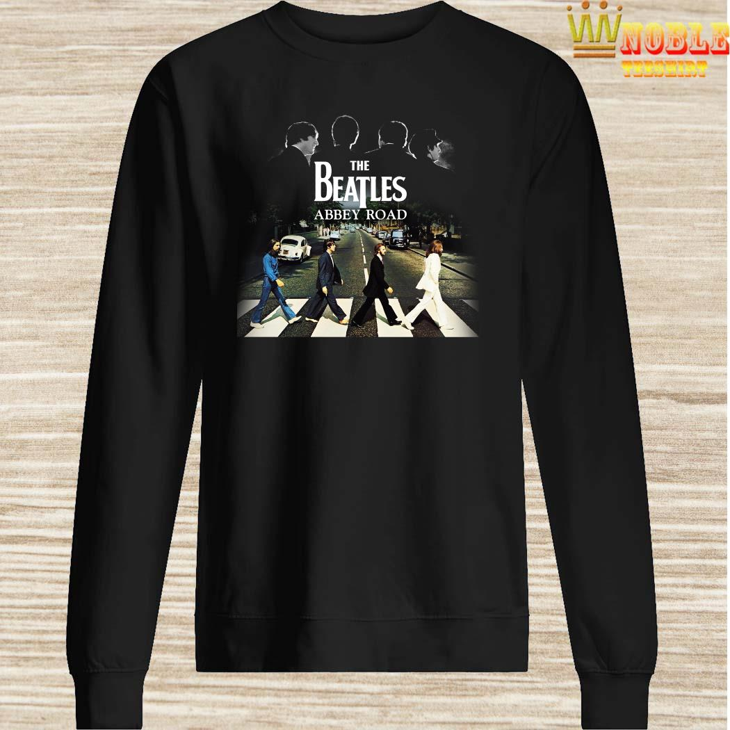 The Beatles abbey road sweater