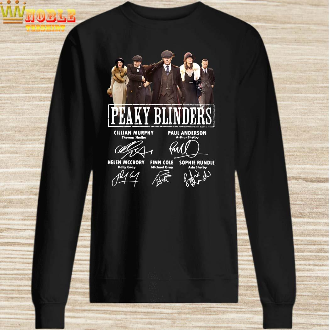 Peaky Blinders signatures sweater
