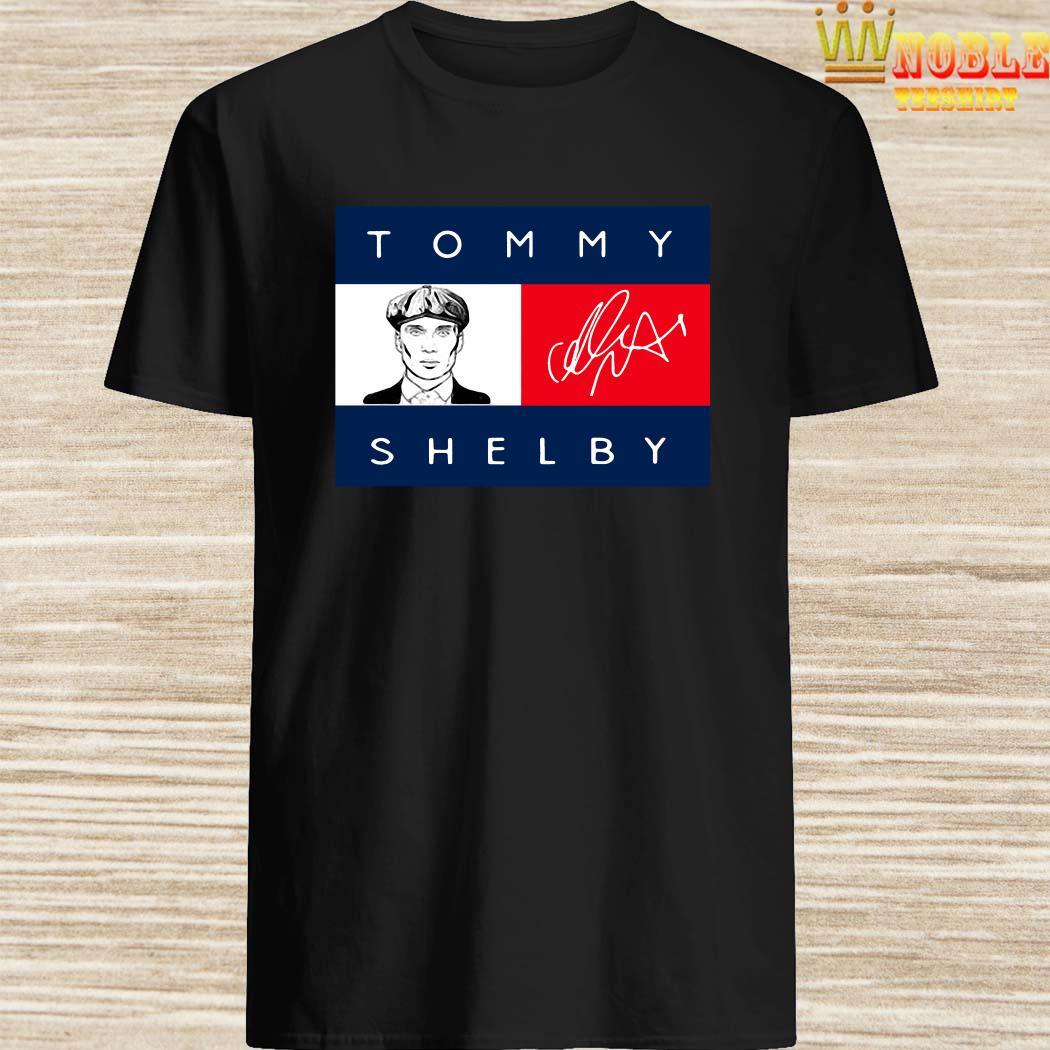 schnelle Farbe konkurrenzfähiger Preis angenehmes Gefühl Tommy Hilfiger Peaky Blinders Tommy Shelby signature shirt ...