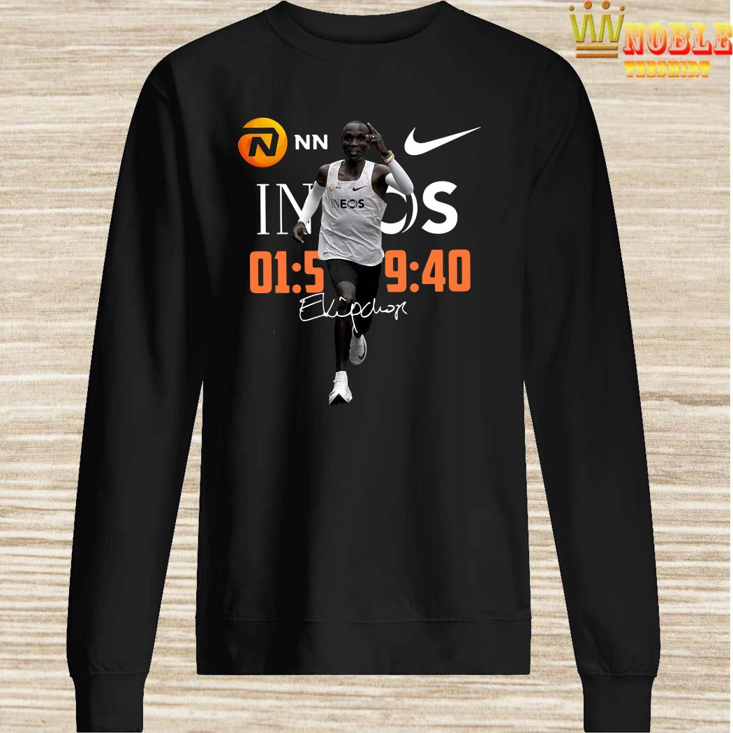 Eliud Kipchoge NN Nike 1 59 40 2 Ineos Sweater