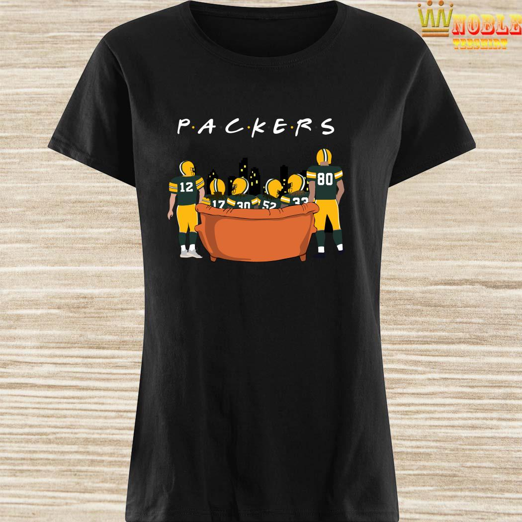 Green Bay Packers Friends TV Show Ladies Shirt