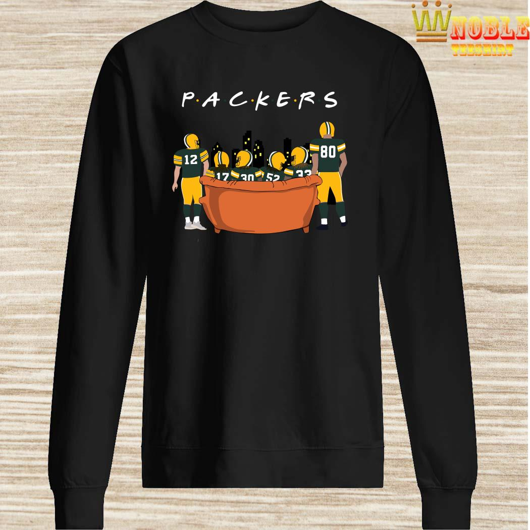 Green Bay Packers Friends TV Show Sweater