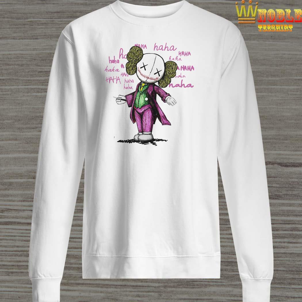 Kaws And Joker Haha Sweater