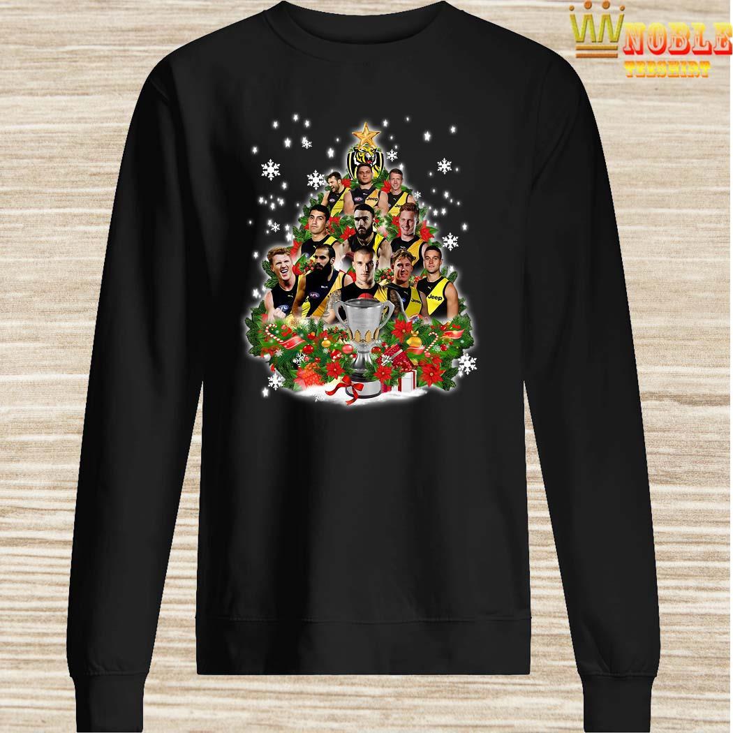 Richmond Tigers Players Christmas Tree ...