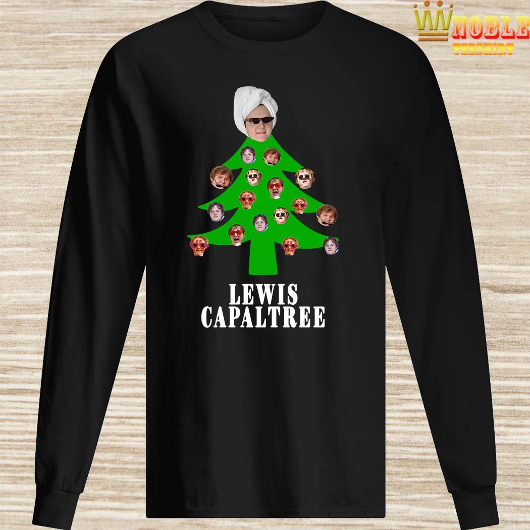 Lewis Capaltree Christmas Long Sleeved