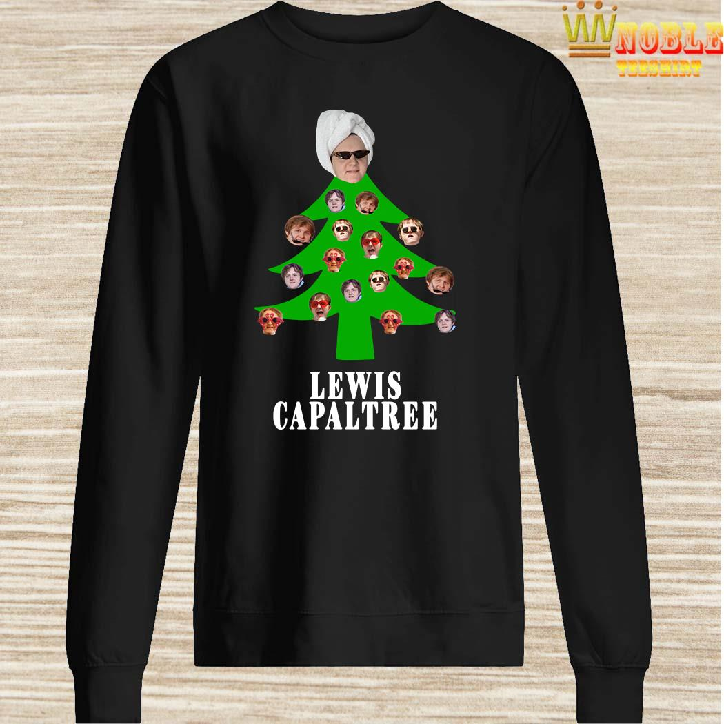 Lewis Capaltree Christmas Sweater