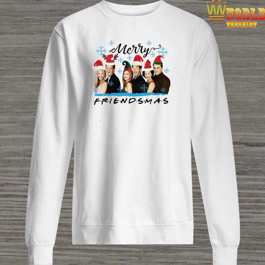 Merry Friendsmas Christmas Sweater