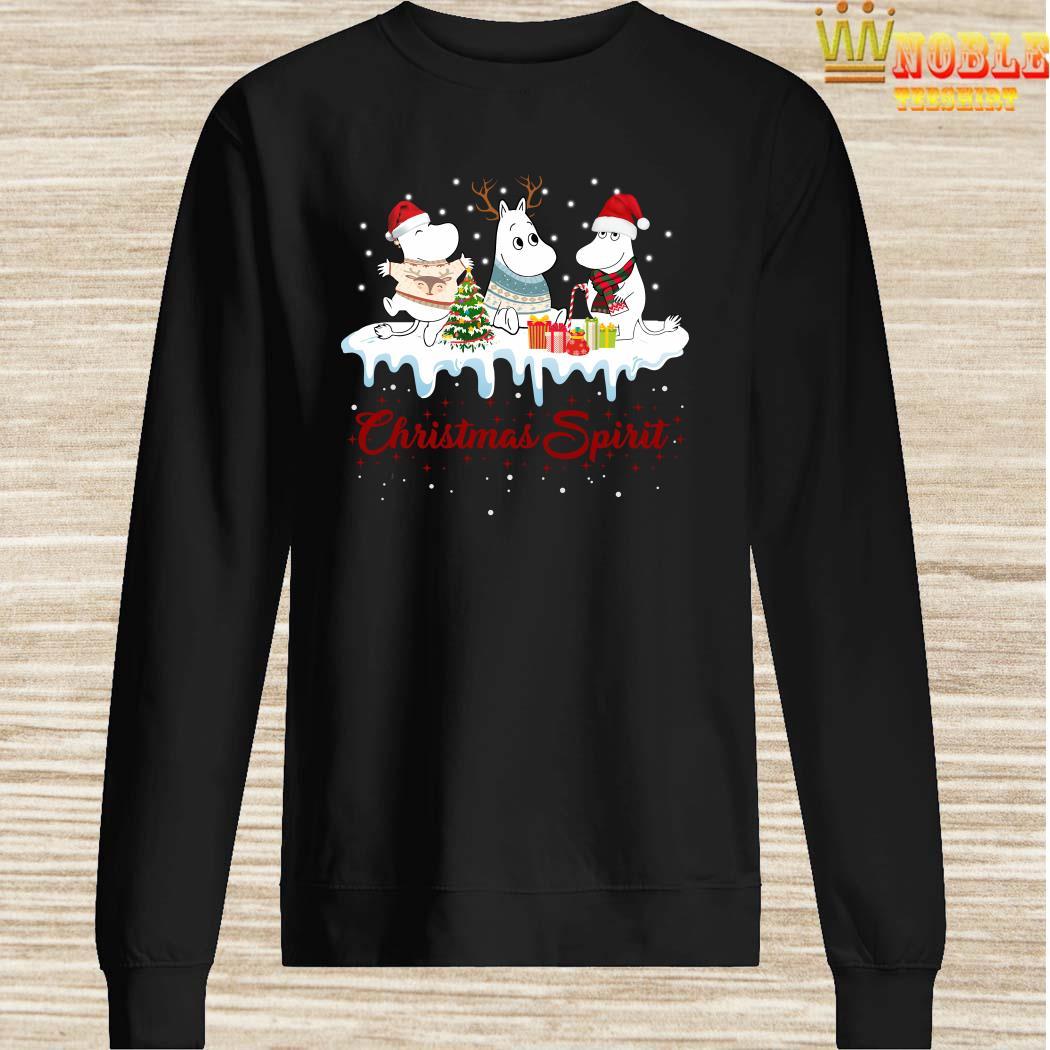Moomins Christmas Spirit Sweater