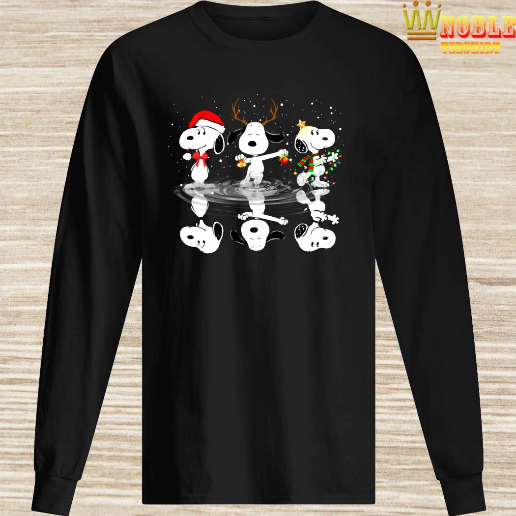 Snoopy And Woodstocks Happy Turkey Day Long Sleeved