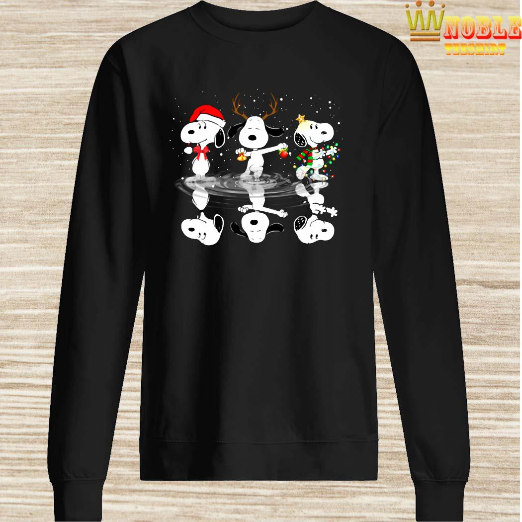 Snoopy And Woodstocks Happy Turkey Day Sweater