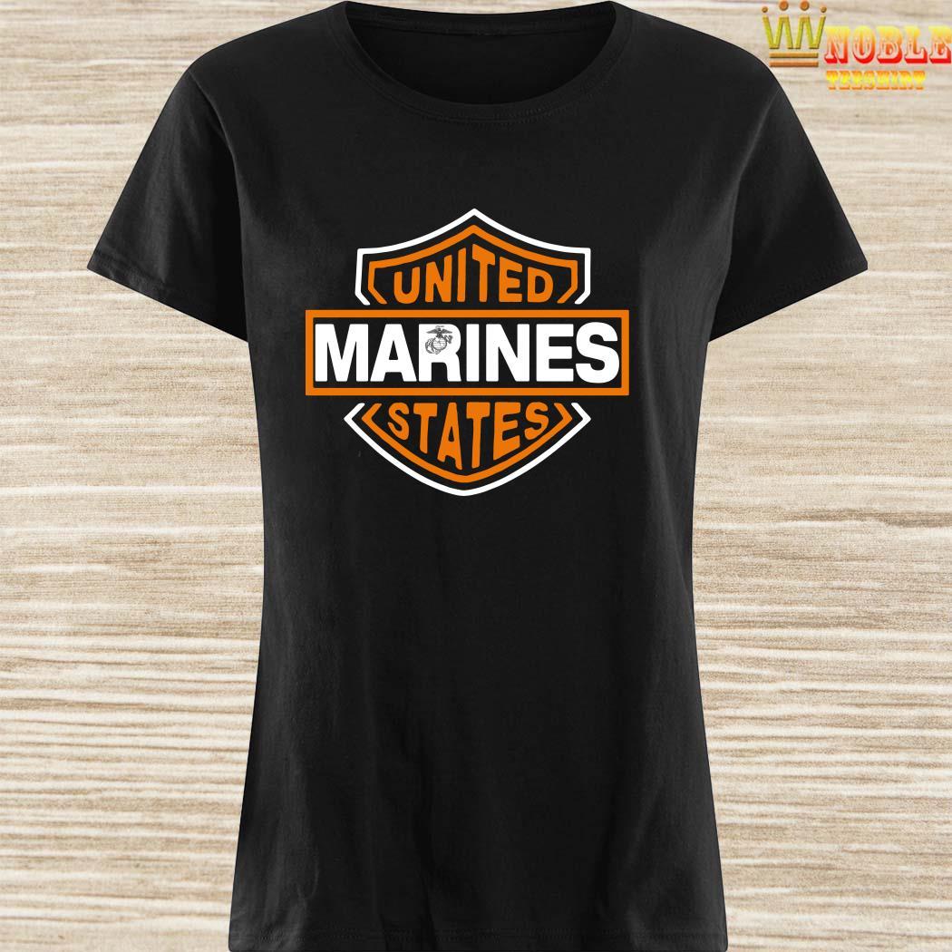 United States Marines Ladies Shirt