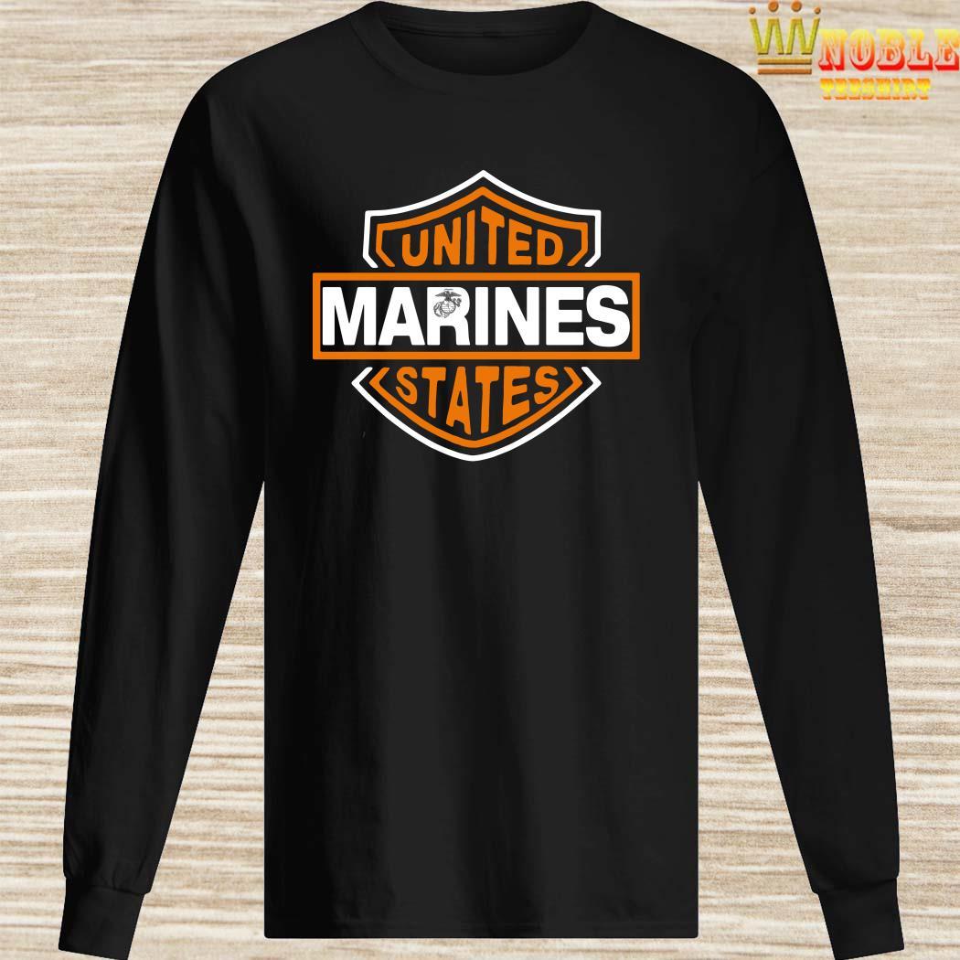 United States Marines Long Sleeved