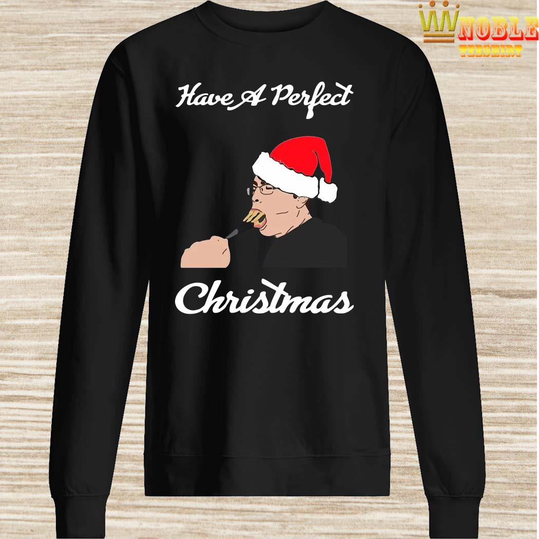 Have A Perfect Christmas Sweater