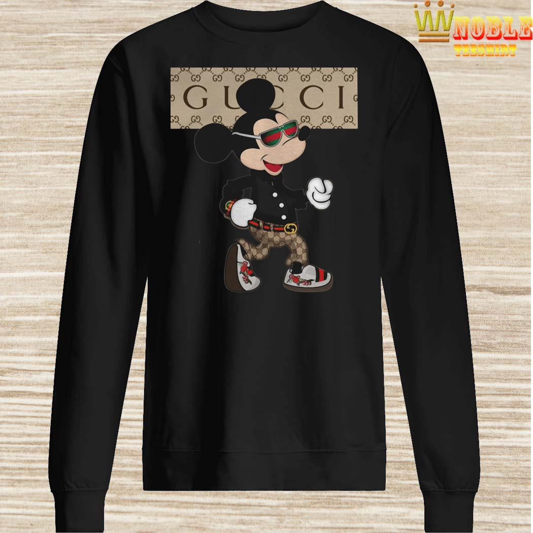 Mickey Mouse Gucci Sweater