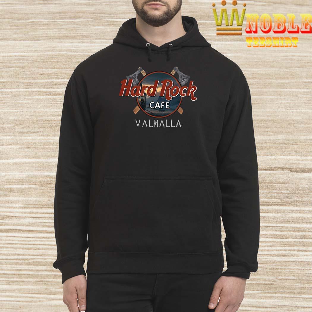 Hard Rock Cafe Valhalla Hoodie