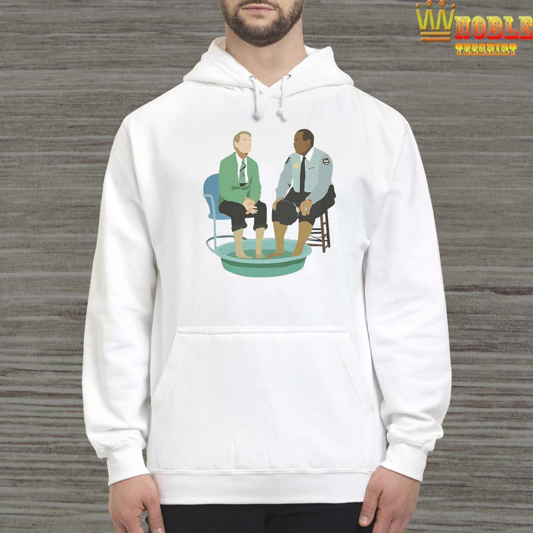 Mr Rogers And Officer Clemmons Of Mr Rogers Neighborhood Shirt Hoodie Tank Top Sweater And Long Sleeve T Shirt