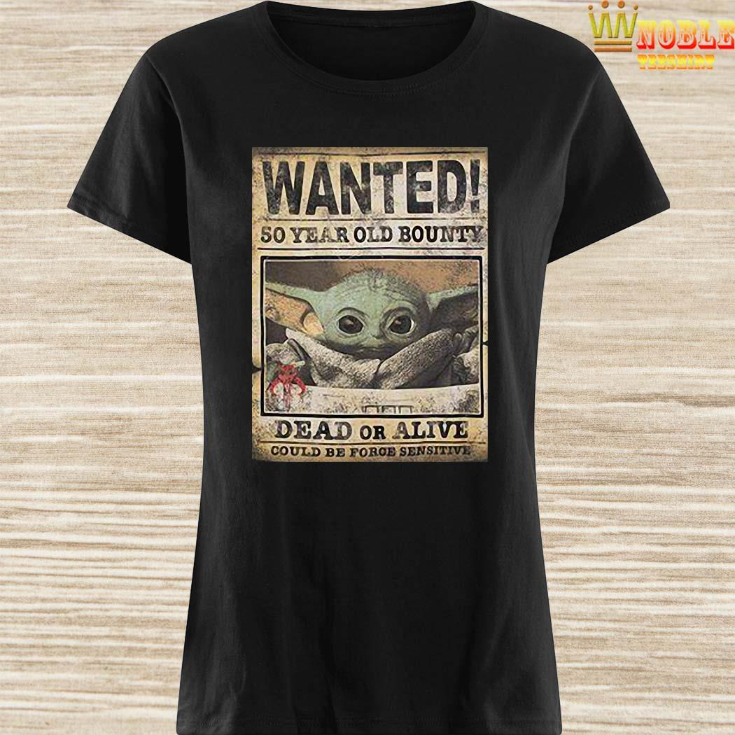 Baby Yoda Wanted 50 Year Old Bounty Dead Or Alive Could Be ...