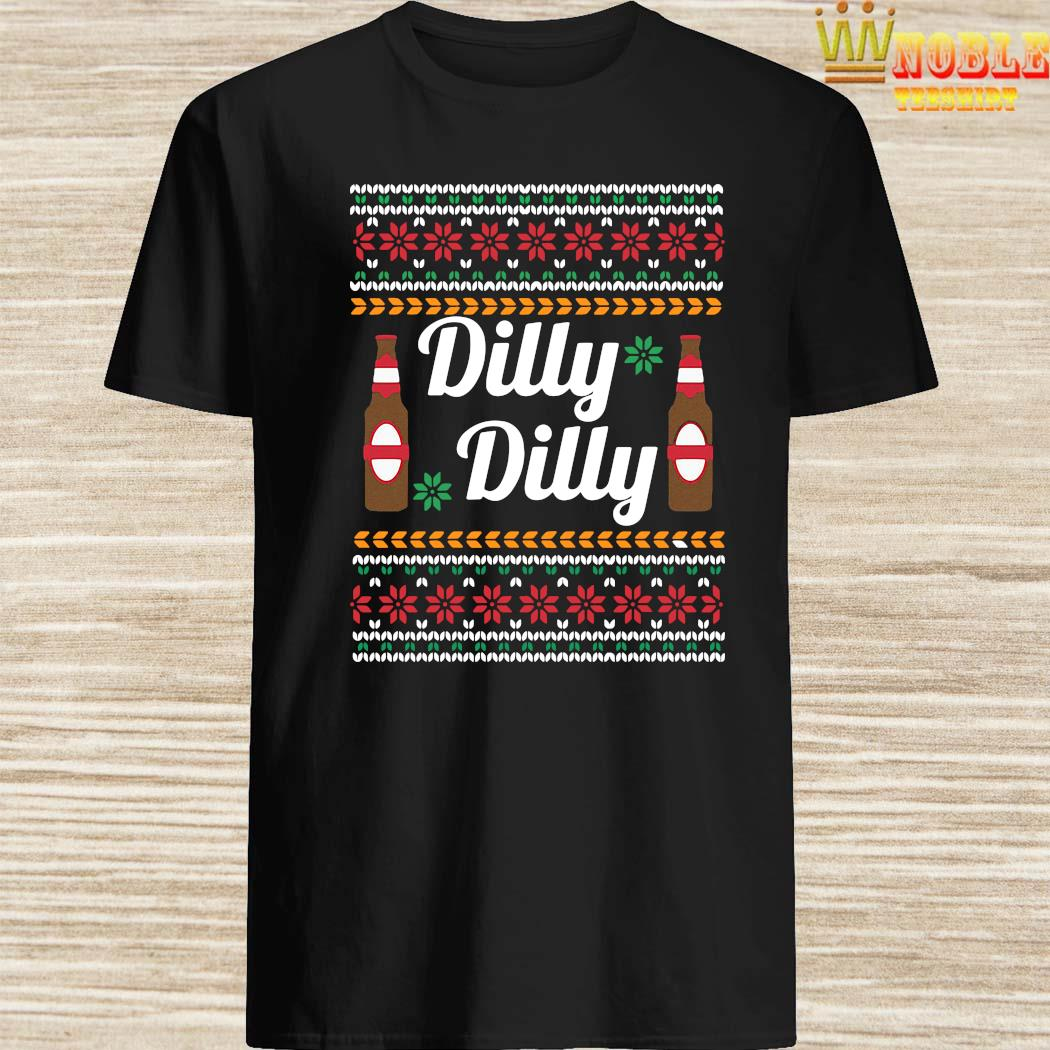 Dilly Dilly Beer Ugly Christmas Shirt, Hoodie, Tank Top