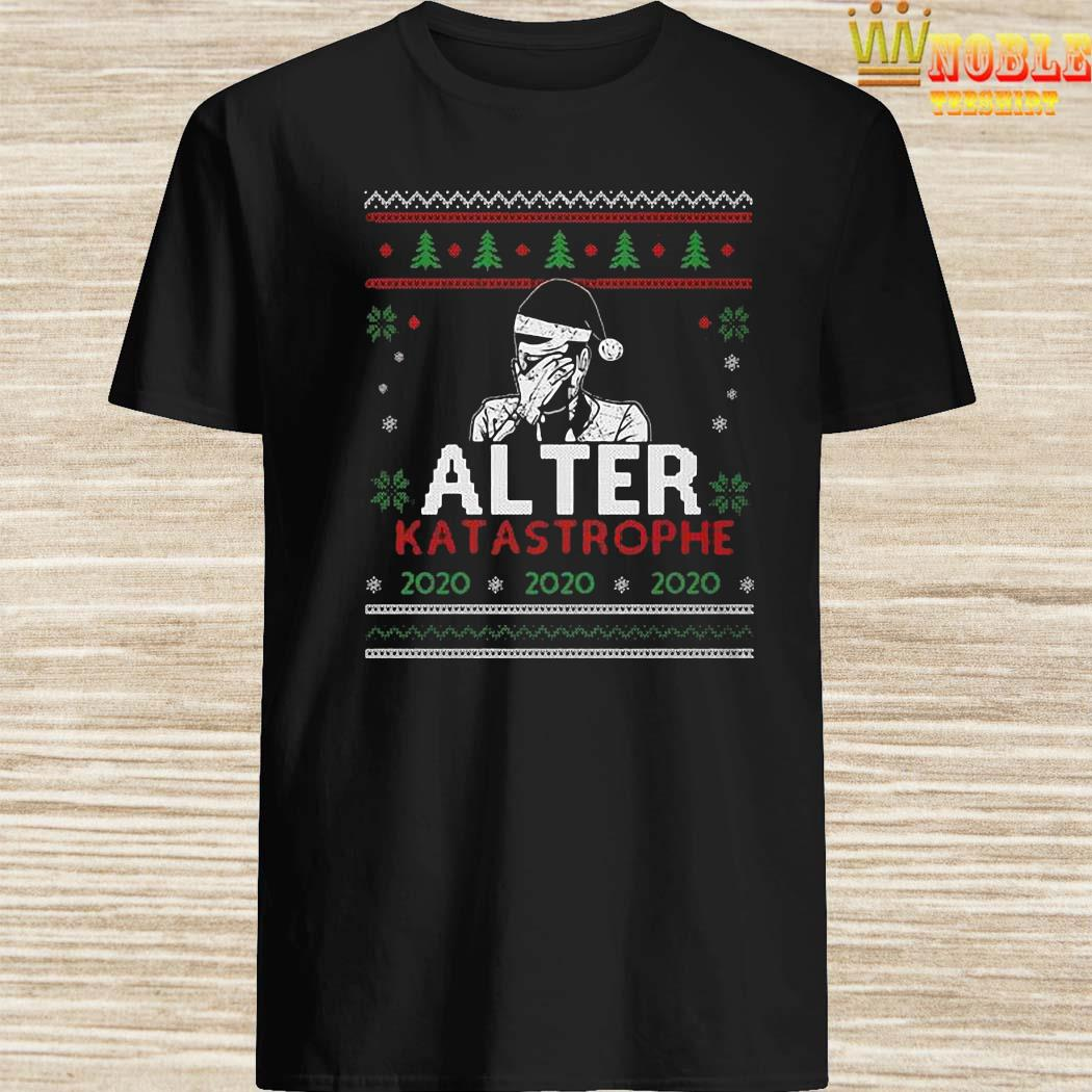 Alter Katastrophe Ugly Christmas Sweater