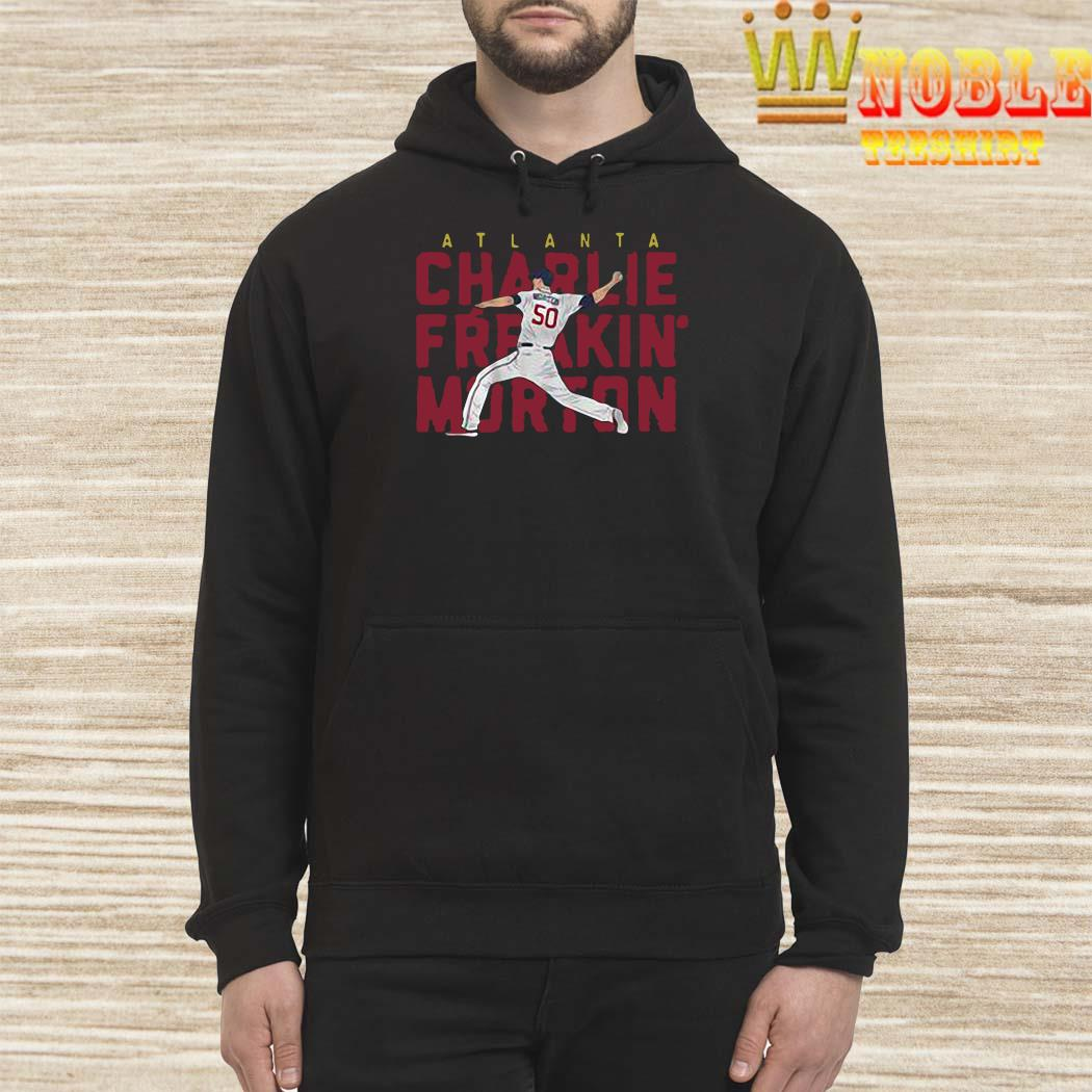 Charlie Freakin' Morton Atlanta Shirt Hoodie