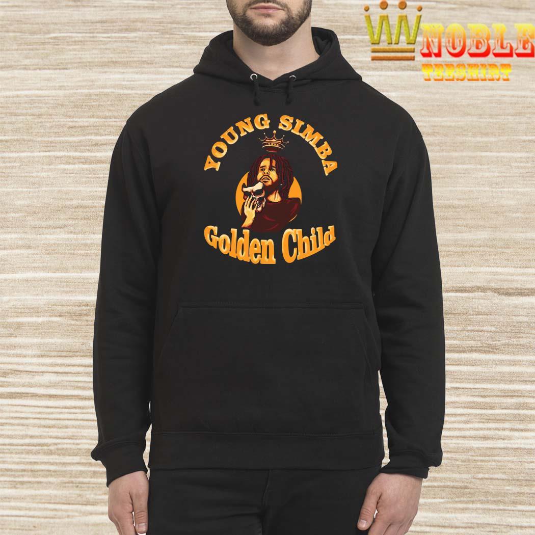 J. Cole Young Simba Golden Child Shirt Hoodie