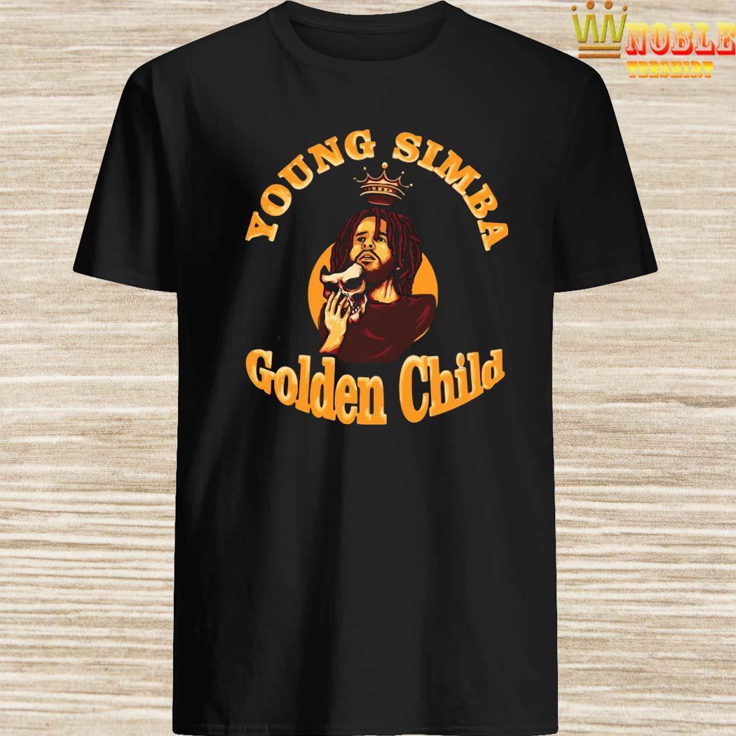 J. Cole Young Simba Golden Child Shirt