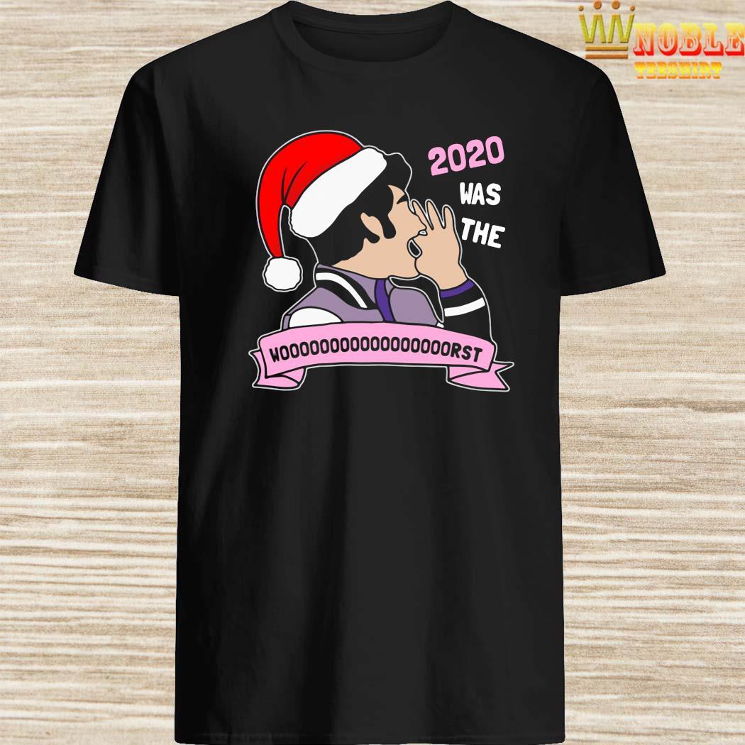 Jean Ralphio 2020 Was The Worst Christmas Shirt