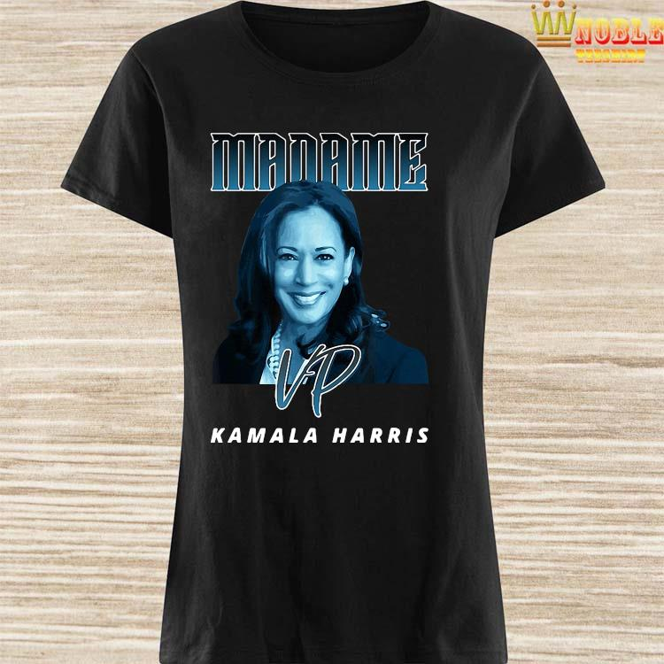 Biden Inauguration Day Madam Vice President Kamala Harris Shirt Ladies Shirt