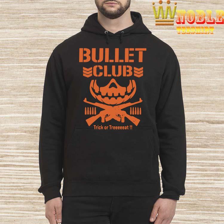 Bullet Club Halloween Shirt Hoodie