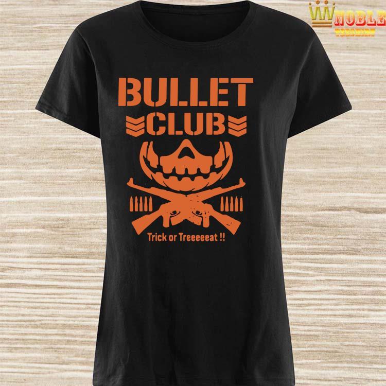 Bullet Club Halloween Shirt Ladies Shirt