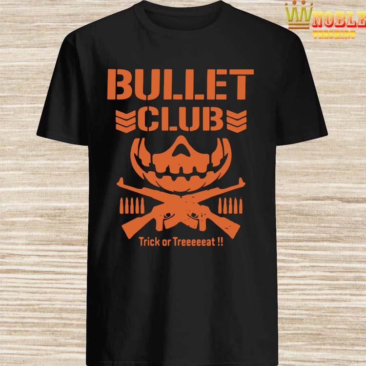 Bullet Club Halloween Shirt