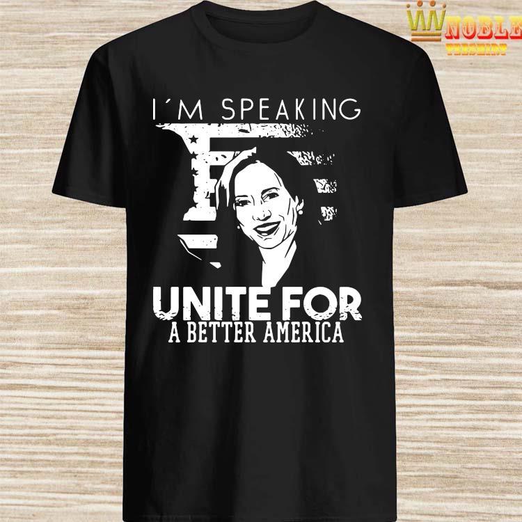 Kamala Harris I'm Speaking Quote Shirt